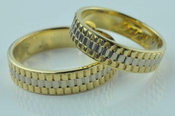 gouden trouwring
