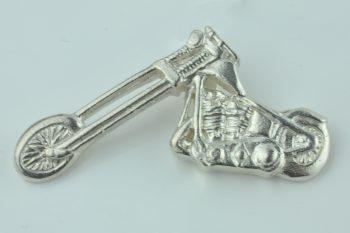 harley davidson sterling silver
