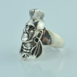 indian ring sterling silver
