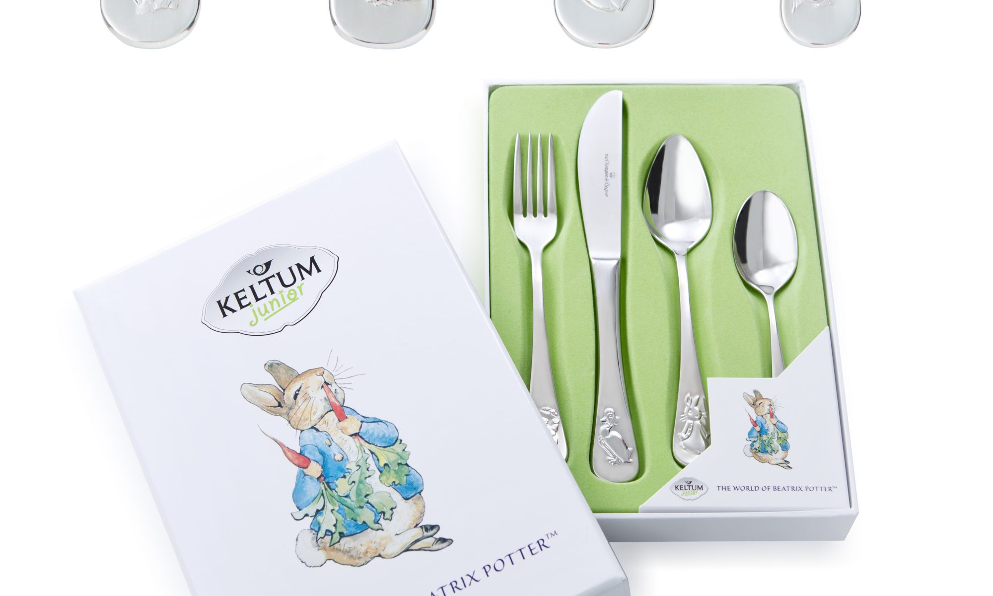 Keltum bestek junior beatrix potter