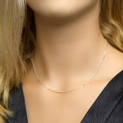 Collier venetiaans 1,1 mm